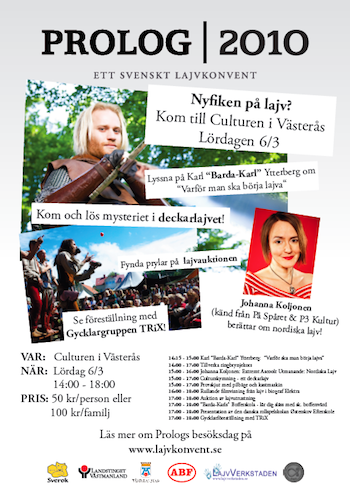 Prolog 2010 - Besöksdag