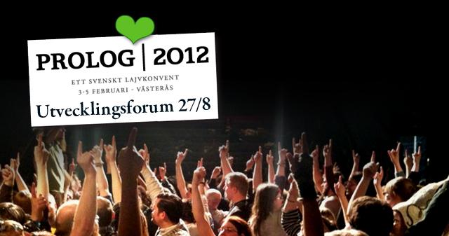 Prolog 2012 - Utvecklingsforum