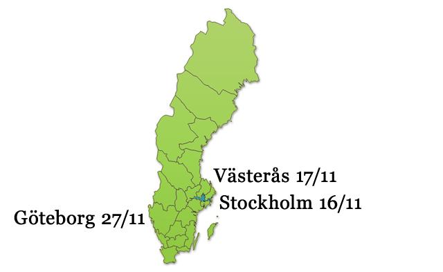 Förträffar 2012