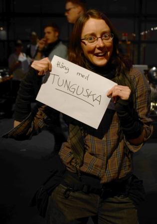 Prolog 2012 - Deltagarträff Tunguska - Foto: Cornelia Karlslund