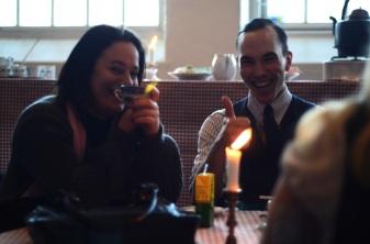 Prolog 2012 - Kaggens café - Foto: Cornelia Karlslund