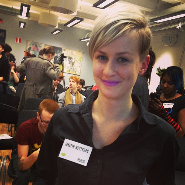 Prolog 2013 - Nördfeminism - Josefin Westborg
