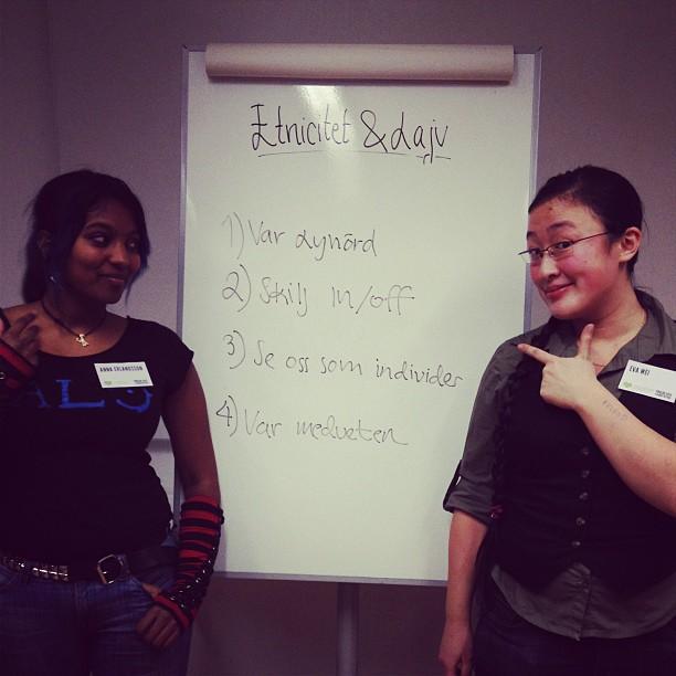 Prolog 2013 - Etnicitet och lajv